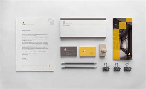 Design Brand by Mach Architecture Brand Identity Design Typework Studio
