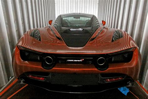 Duterte, Boc To Destroy Mclaren, Other Seized Cars