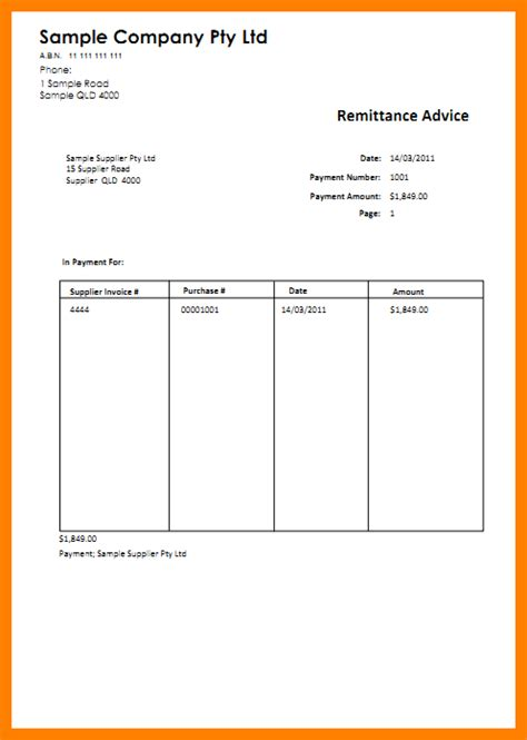 payroll advice template technician salary slip