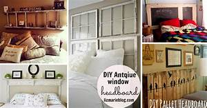 50+ Outstanding DIY Headboard Ideas To Spice Up Your