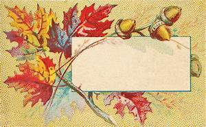 -CatnipStudioCollage-: Free Vintage Clip Art - Autumn ...