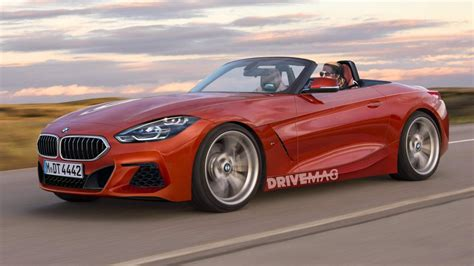 Bmw Z4 2019 by All New 2019 Bmw Z4 May Be Revealed This Summer Ahead Of