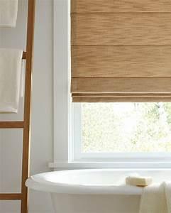 Bathroom window treatments for Window treatments for the bathroom