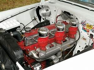 1954 Chevy Bel Air Hardtop - Moonglow