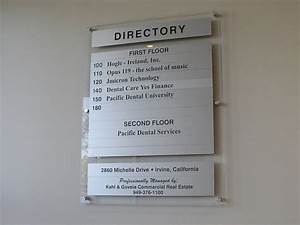 directories and letter boards national visual systems With directory board letters
