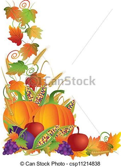 Vektoren von Ernte, erntedank, abbildung, Reben, Herbst