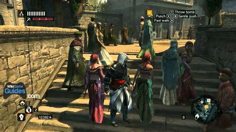 Assassin's Creed Revelations 100% Synch Walkthrough
