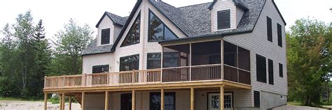 Maine Modular Homes Dealer