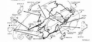 Nissan Leaf Fuse Box  Harness  Engine  Body