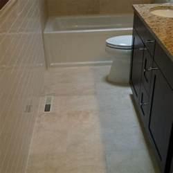 Tiling A Bathroom Floor by Bathroom Floor Tile Layout In 5 Easy Steps Diytileguy