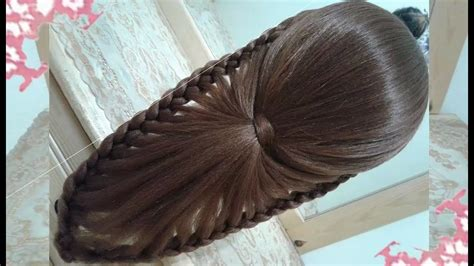 peinados de moda  la escuela nuevas ideas faciles rapidos  bonitos  youtube
