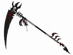 Soul Eater weapon: Scythe by Rashays on DeviantArt