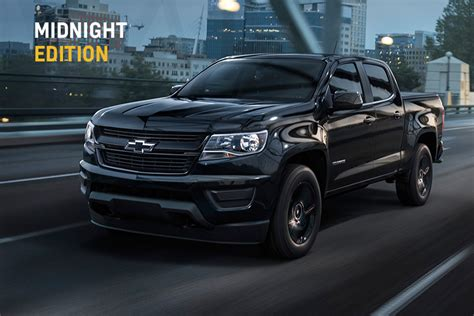 Top Selling Truck 2015 by Chevy Announces Special Editions For 2016 Colorado