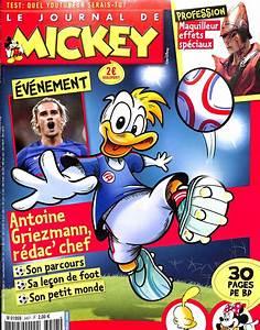 Le Journal De Mickey Abonnement : le journal de mickey n 3407 abonnement le journal de mickey abonnement magazine par ~ Maxctalentgroup.com Avis de Voitures