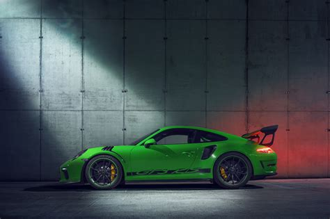 2018 Porsche 911 Gt3 Rs Side View, Hd Cars, 4k Wallpapers