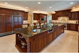 Ideas For Kitchen Designs by Custom Kitchen Designs Kitchen Design I Shape India For Small Space Layout Wh