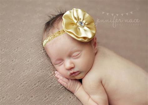 items similar  gold baby headband infant headband