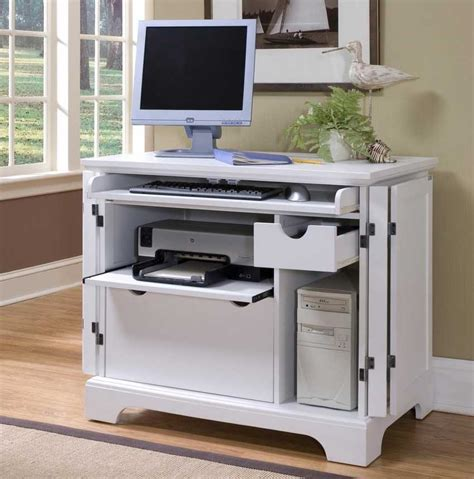 desk slide out shelf desk with pull out printer shelf mobile printer fax stand