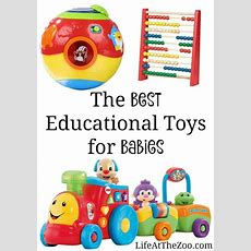 The Best Educational Toys For Babies  Life At The Zoo
