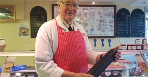 Butcher Smashes Way Out Of Freezer Using Black Pudding