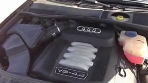 2004 Audi A6 V8 4 2 Engine Air Filter Change Diy