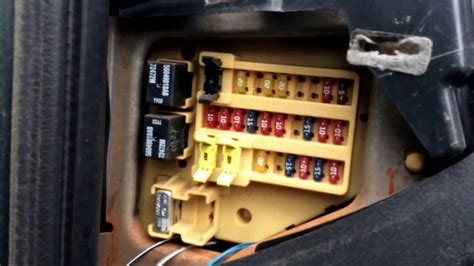Fuse Box For Dodge Ram 1500 by 2009 Dodge Ram 1500 Fuse Diagram Technical Diagrams