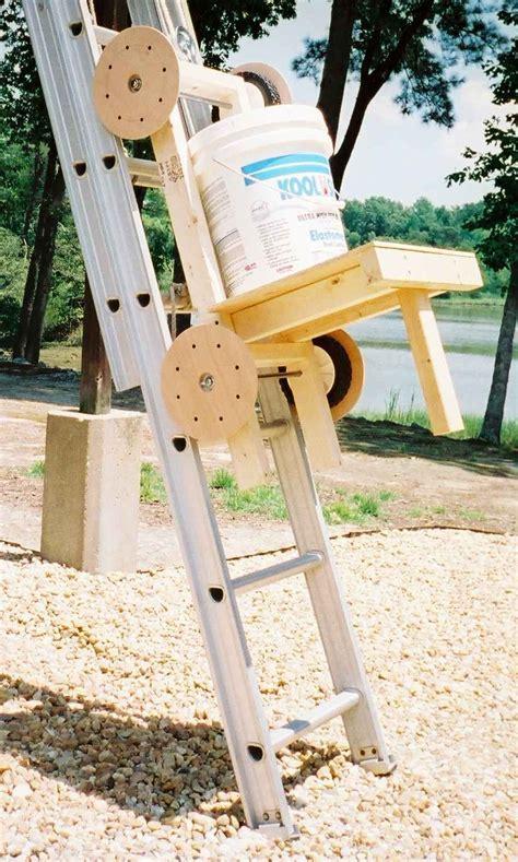 ladder pony tools tips  tricks  wood metal