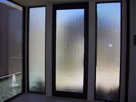 Best Window Glass Privacy House Film Installation