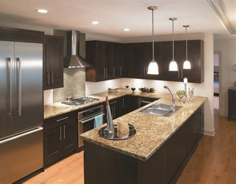 U Shaped Kitchen Countertops u shaped kitchen design ideas an optimal solution for