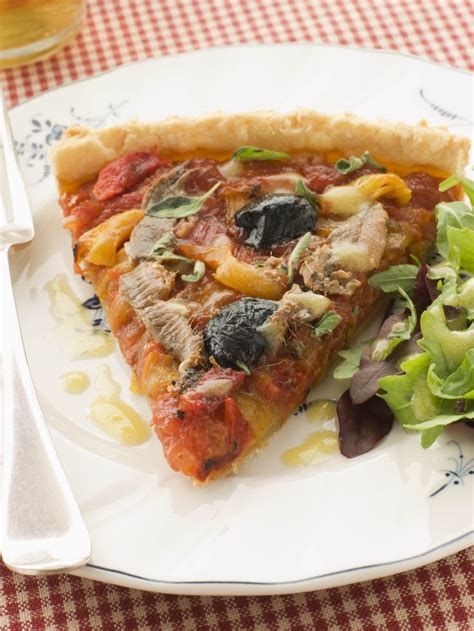 cuisine az com recettes tarte provençale http cuisineaz com recettes tarte provencale 53846 aspx tartes