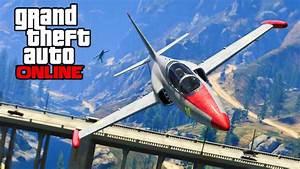 GTA 5 Online Flight School DLC Gameplay All New Planes
