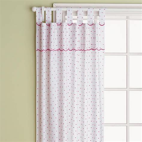 Dotted Swiss Kitchen Curtains by Curtains Curtain Hardware The Land Of Nod