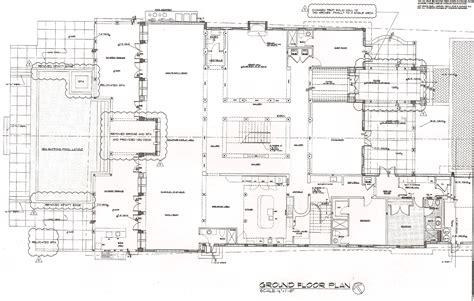 luxury estate home plans bal harbour bayfront estate home floor plans bal harbour