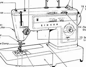 Singer 533 Manual