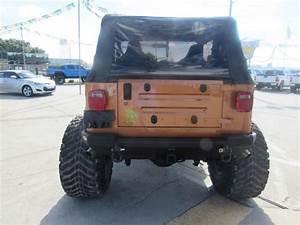 1994 Jeep Wrangler S 0 Burnt Orange 4 Cylinder Engine 2 5l