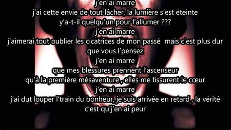 """foto de Rap français 2014 (mélancolique) ♪ ♫ """"J'en ai marre"""" Sin"""