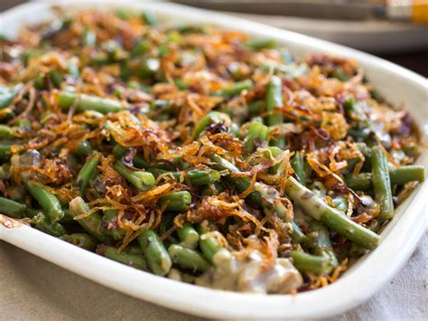 ultimate homemade green bean casserole recipe