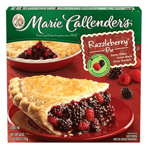 No need for fancy layers! Razzleberry Pie | Marie Callender's