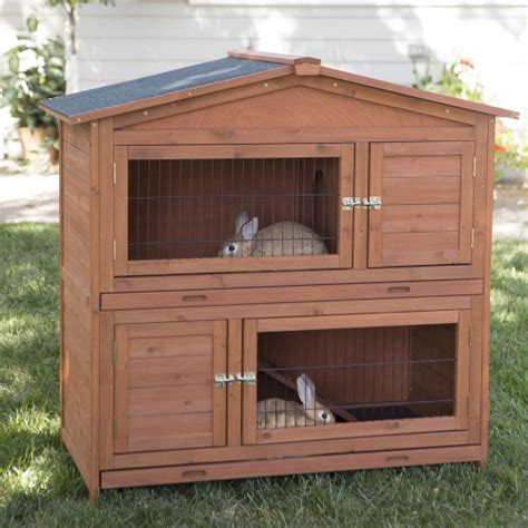 bunny hutches for sale used boomer george decker rabbit hutch rabbit cages