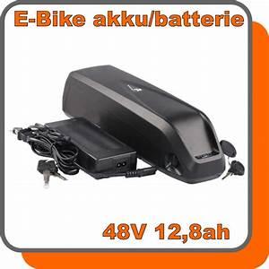 48v Akku E Bike : akku e bike 48v 12 8ah lithium ionen schwarz ~ Jslefanu.com Haus und Dekorationen