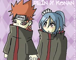 Naruto :: Pein X Konan by sasukee23loveeer on DeviantArt