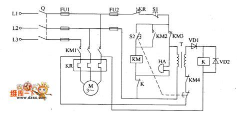 agricultural submersible pump burglar alarm circuit