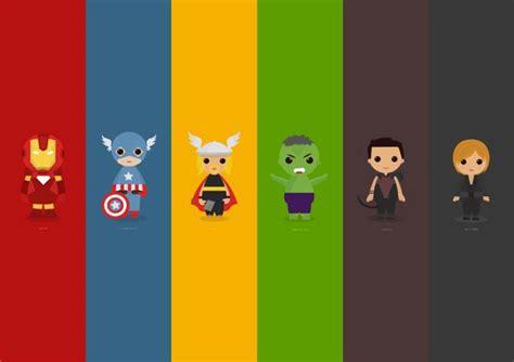The Most Adorable Avengers Fan Art