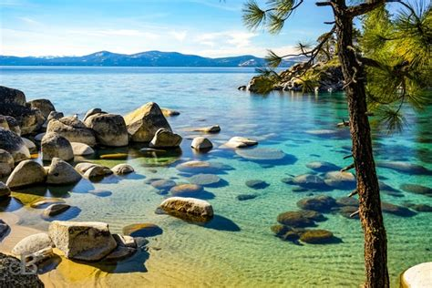 I Hear We Are Doing Lake Tahoe Today Here Is Secret Cove