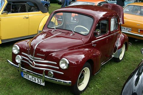 BIG THINGS COME IN SMALL RENAULT 4CV! - Image #4
