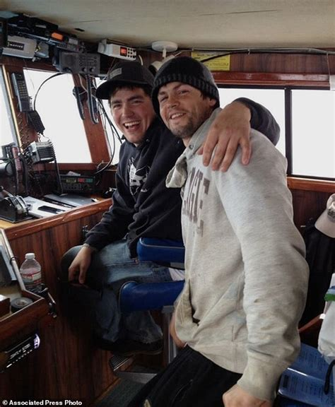 Crab Boat Destination Cause Of Sinking by Ex Crewman Mourns Loss Of Brother Friends In Boat