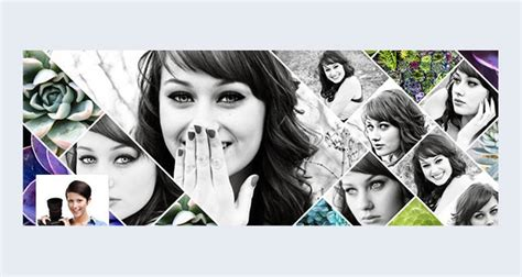 collage template psd 10 free cover photo psd templates