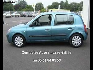 Renault Bessieres : auto smca verfaillie pr sente une renault clio ii occasion bessieres youtube ~ Gottalentnigeria.com Avis de Voitures