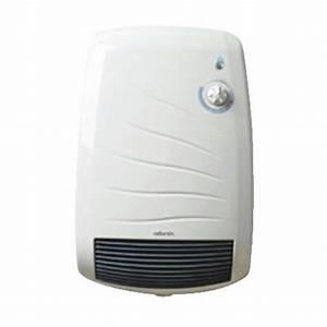 Radiateur Electrique Pour Salle De Bain : radiateur lectrique soufflant mural atlantic bricozor ~ Edinachiropracticcenter.com Idées de Décoration