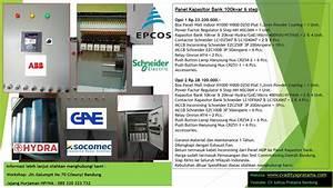 Jual Panel Kapasitor Bank 100kvar Di Lapak Cv Aditya